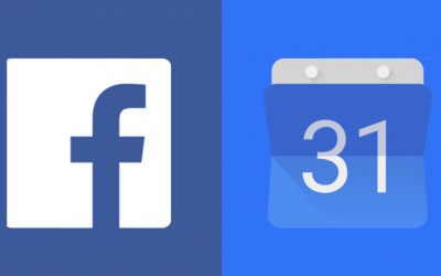 How to add Facebook events to Google calendar?