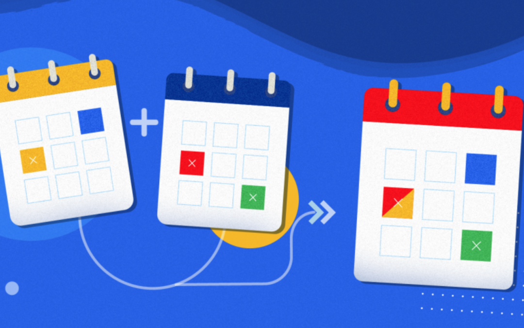 How to merge Google Calendars